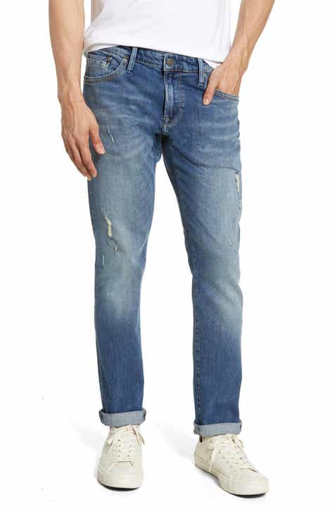 5f32a4c2 Mavi Jeans Jake Slim Fit Jeans (Dark Shaded Authentic Vintage)