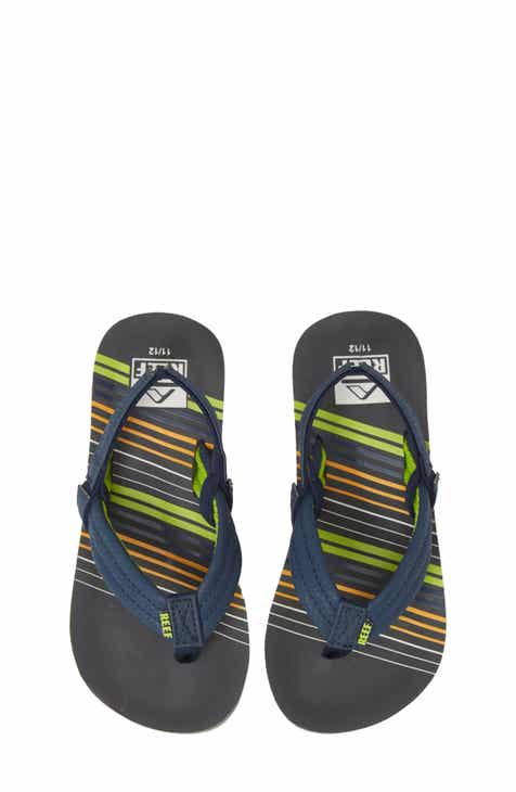 26e4fc58870e Reef Little Ahi Sandal (Toddler