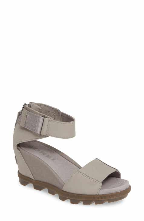 6b1b95ab6cd SOREL Joanie II Ankle Strap Wedge Sandal (Women)