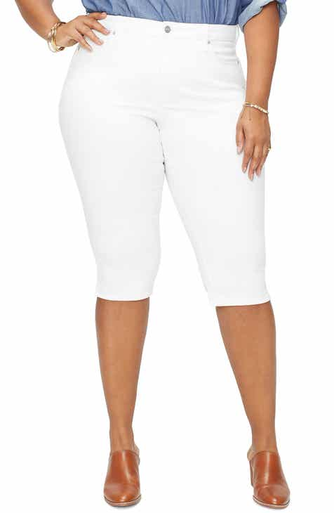 NYDJ Cool Embrace Skinny Capri Jeans (Plus Size) by NYDJ