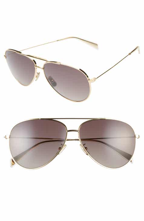 404ee9c6d14b CELINE 61mm Aviator Sunglasses