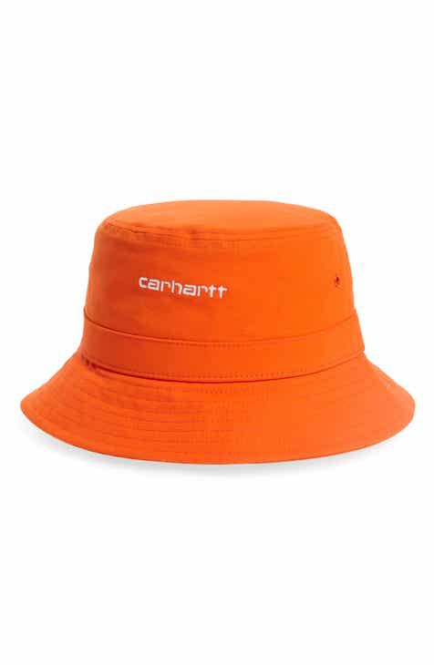 f16d8ac7c5bc3 Carhartt Work in Progress Script Bucket Hat