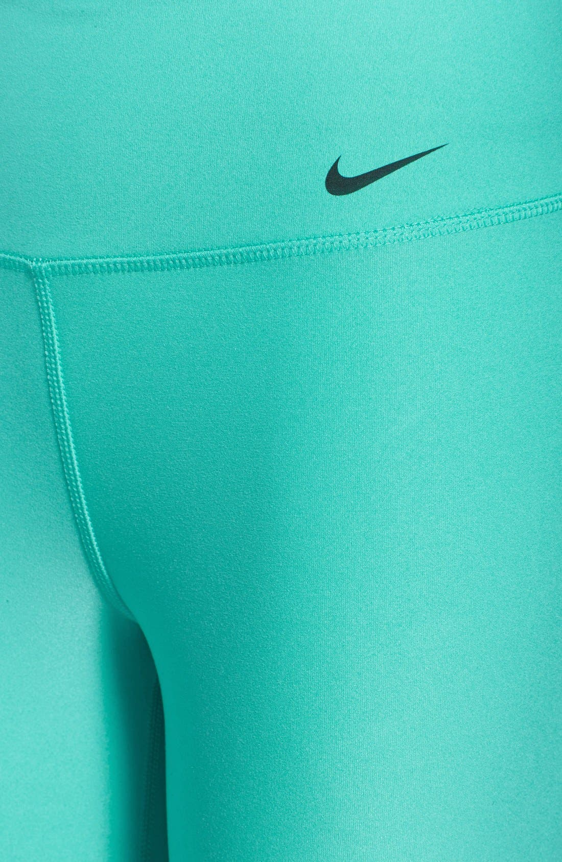 Alternate Image 5  - Nike 'Legend 2.0 Tight Poly' Dri-FIT Training Capri Leggings (Women)