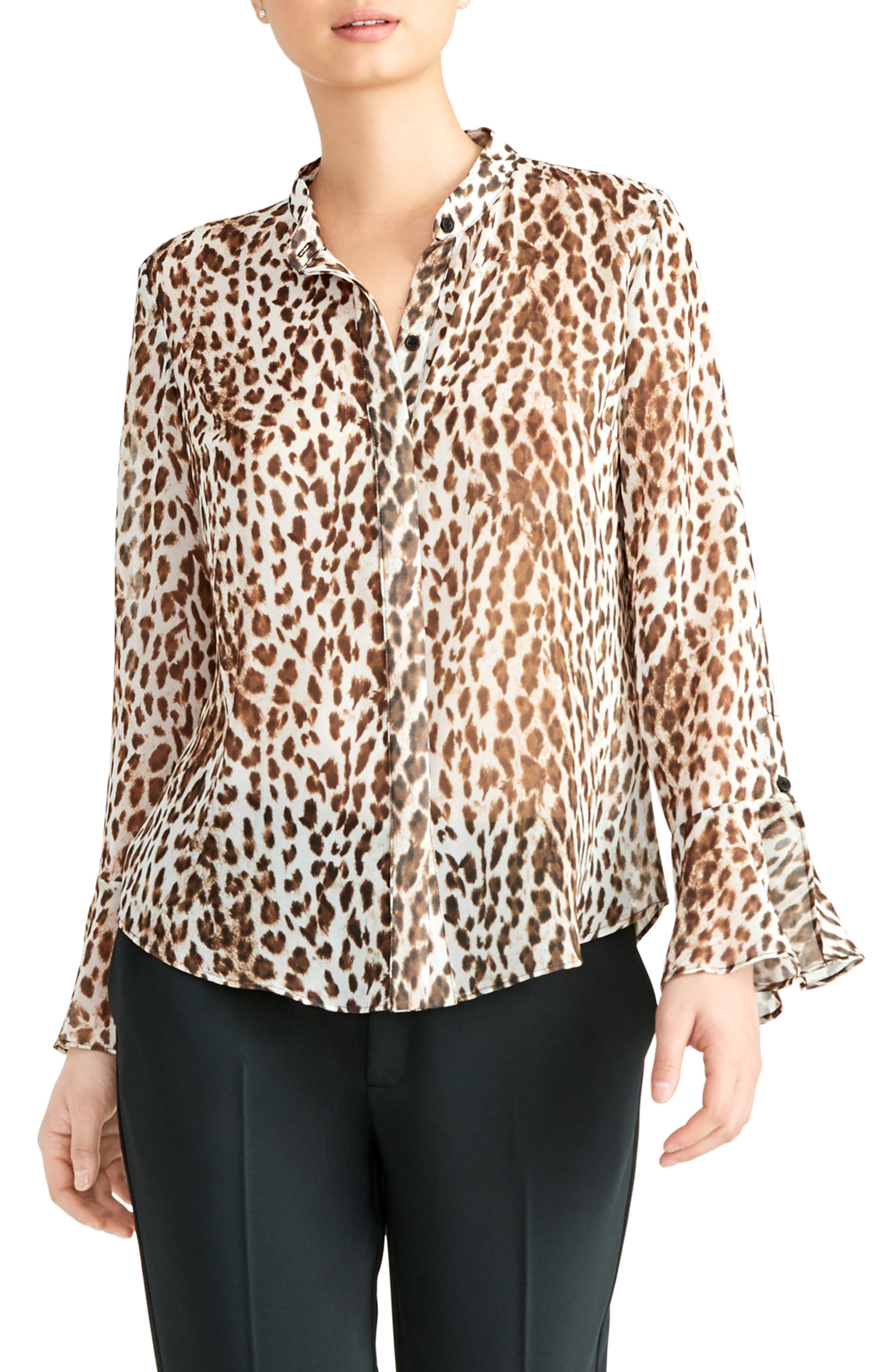 4803b076f7b6f8 bell sleeve blouse | Nordstrom