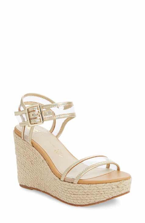 363bfeda17 BC Footwear Dahlia Vegan Wedge Sandal (Women)