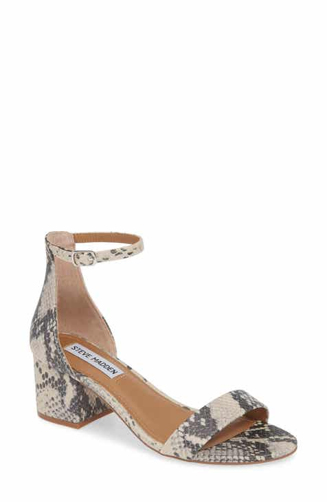 On Sale Steve Madden Irenee Ankle Strap Sandal (Women)