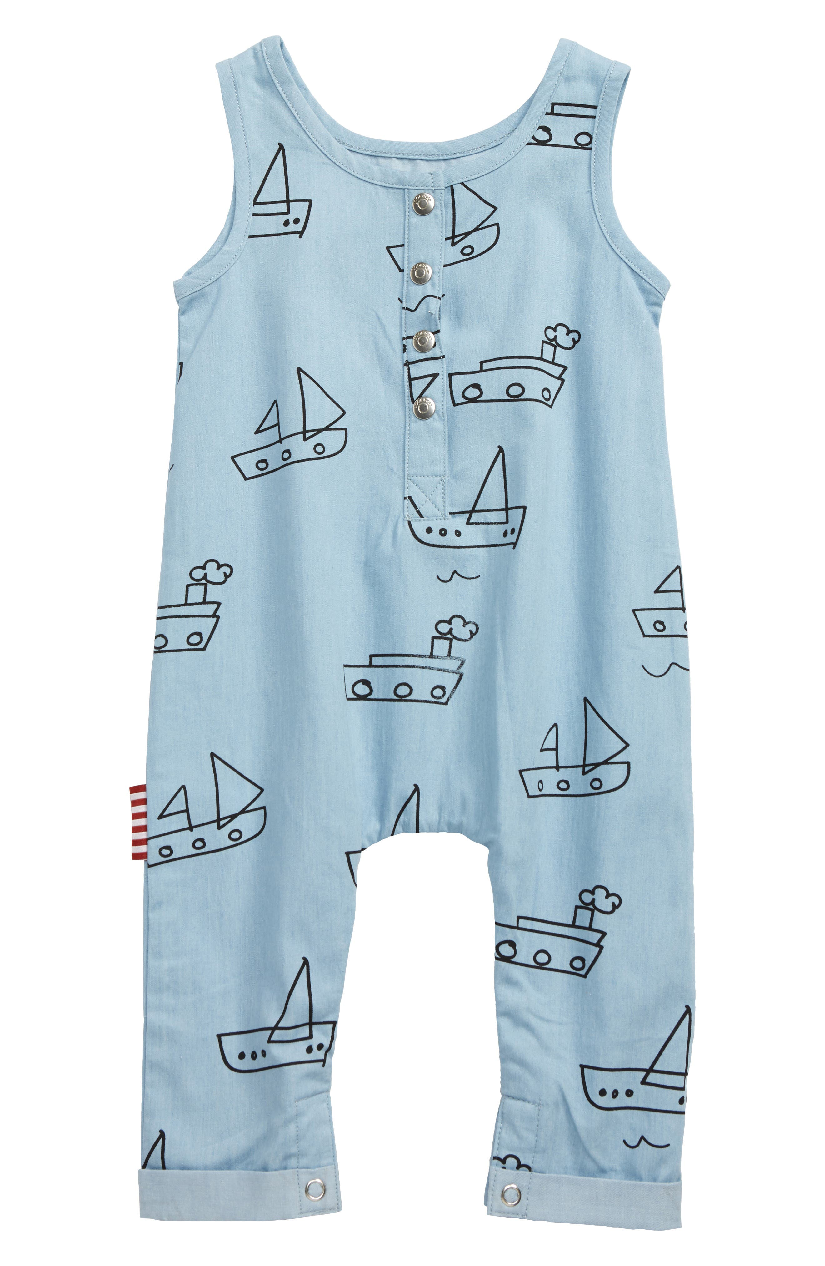 Humor Toms Romper Shoes In Blue Infant Size 9 Fashionable Style; In