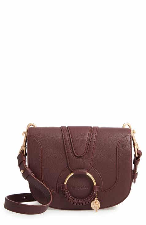 4177aeb707774 See by Chloé Hana Small Leather Crossbody Bag