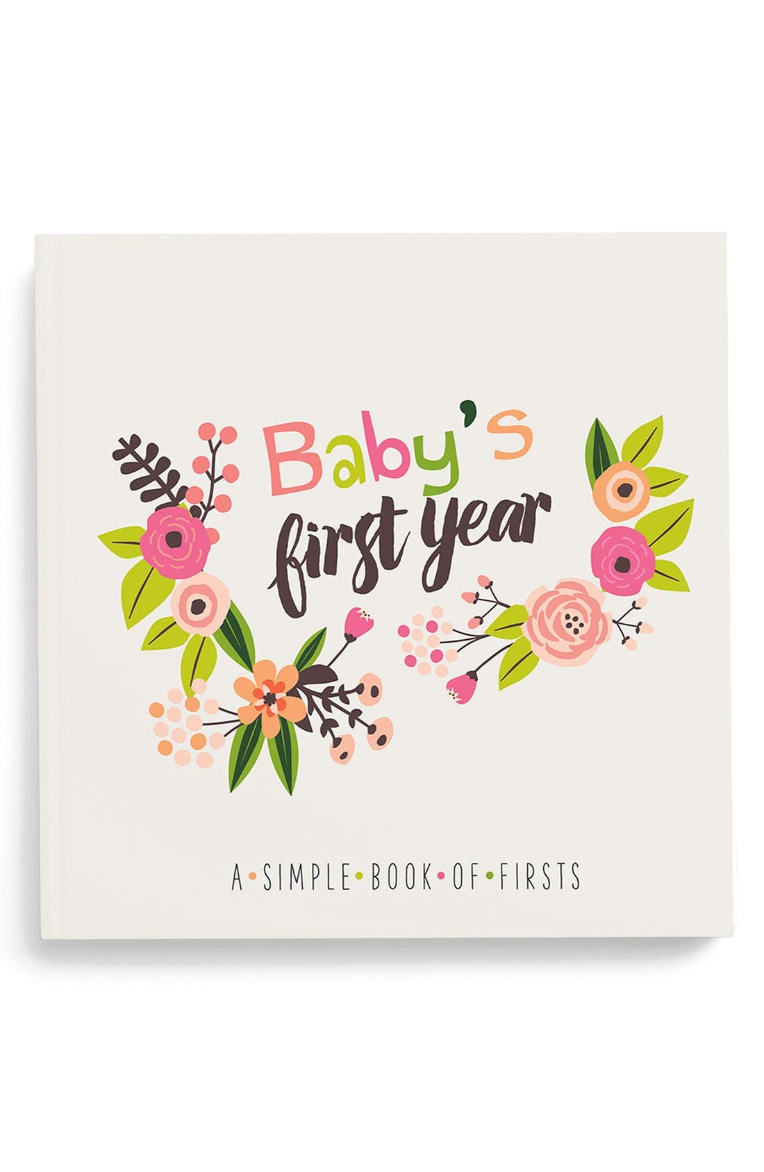 Main Image - Lucy Darling 'Baby's First Year' Memory Book