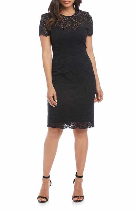 Save 60% on Karen Kane Paris Lace Cocktail Dress