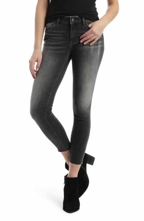 Mavi Jeans Adriana Super Skinny Ankle Jeans (Everyday Tribeca)