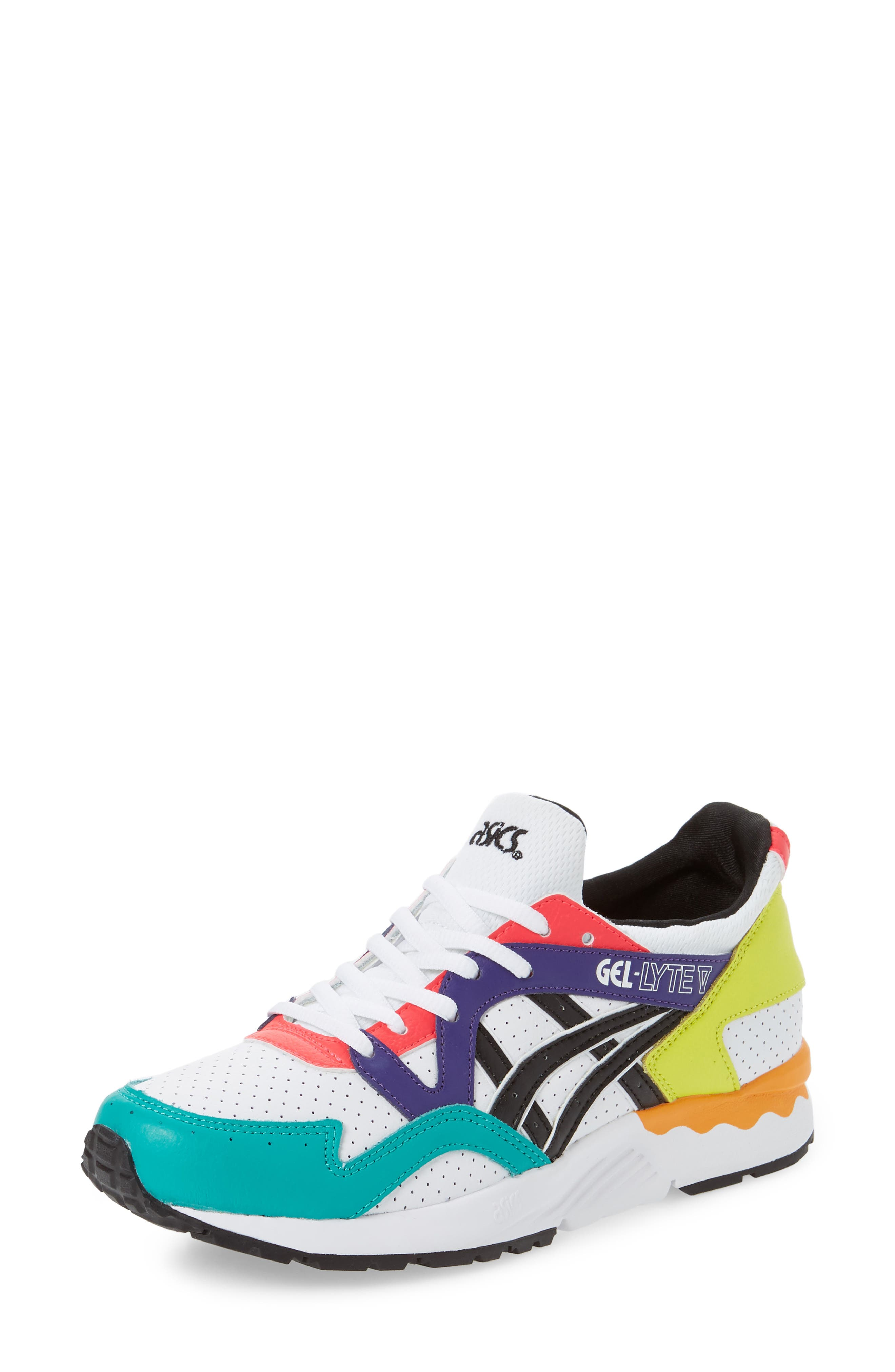 Details about Asics Womens Gel Flashpoint B256N Size 10 Volleyball Athletic Shoes MultiColor
