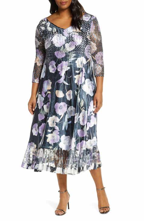 Komarov Plus-Size Dresses | Nordstrom