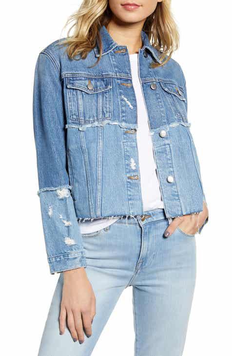 253bc44c2 Women's Denim Coats & Jackets | Nordstrom