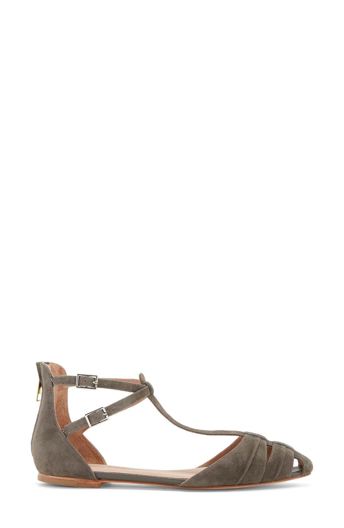 Alternate Image 4  - Joie 'Agnes' T-Strap Sandal (Women)