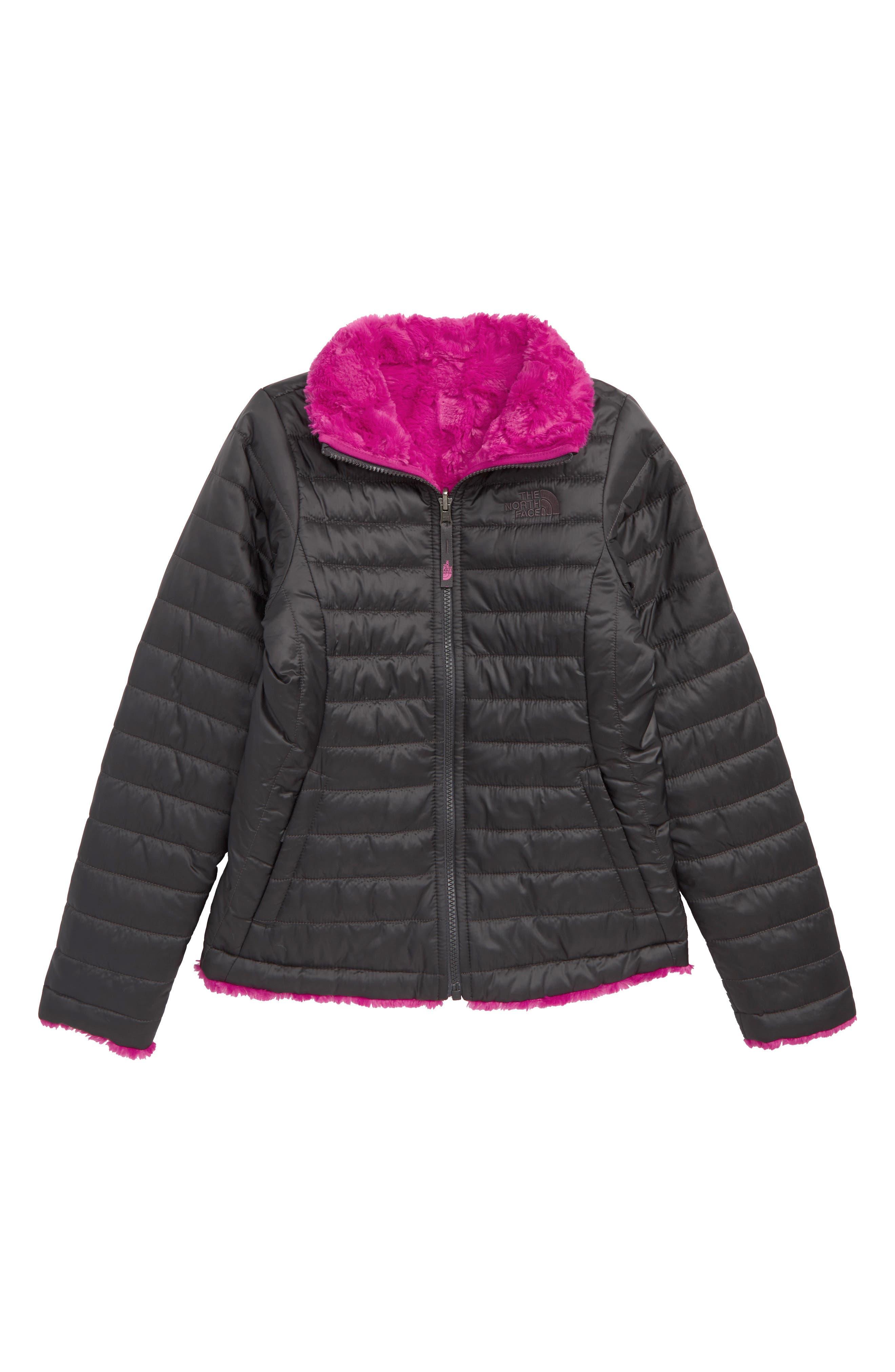 17e08788c Girls' Purple Coats, Jackets & Outerwear: Rain, Fleece & Hood ...
