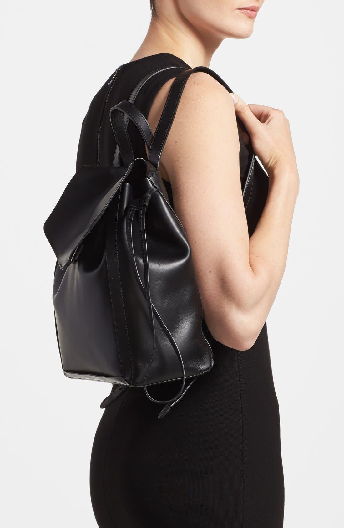 Alternate Image 2  - Loeffler Randall 'Mini' Leather Backpack