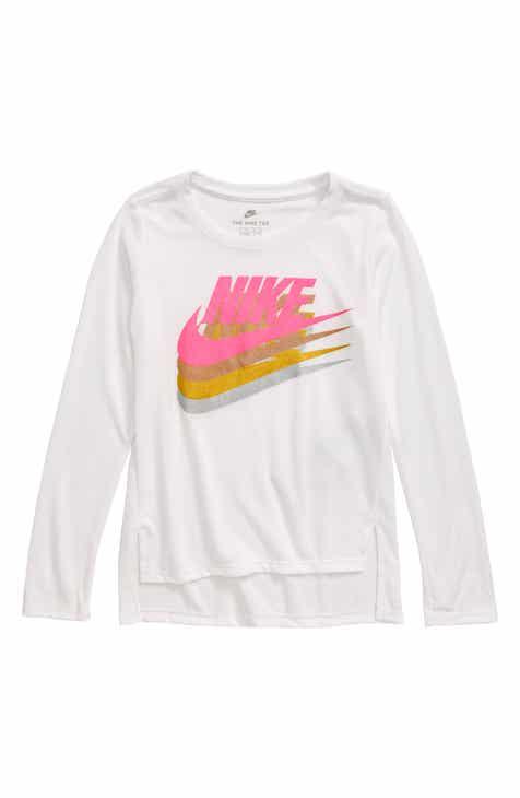 Nike Futura Reverb Tee (Toddler Girls & Little Girls)