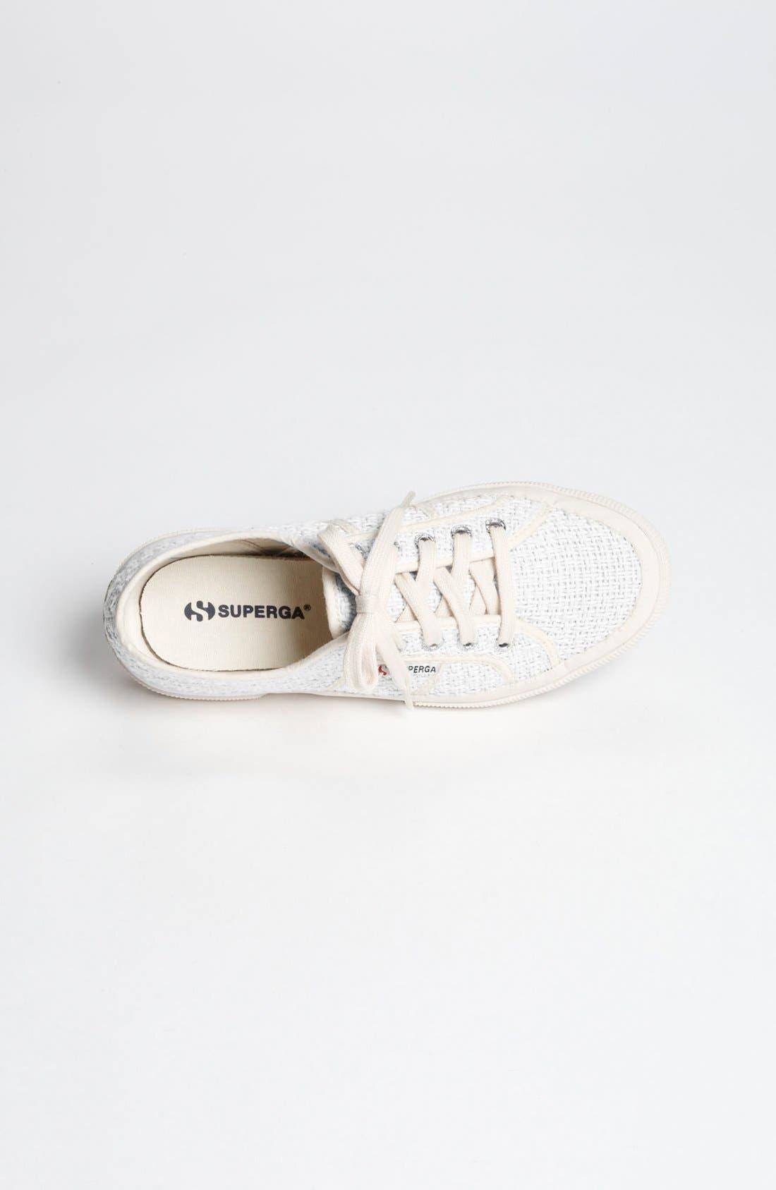 Alternate Image 4  - Superga 'Crochet' Sneaker