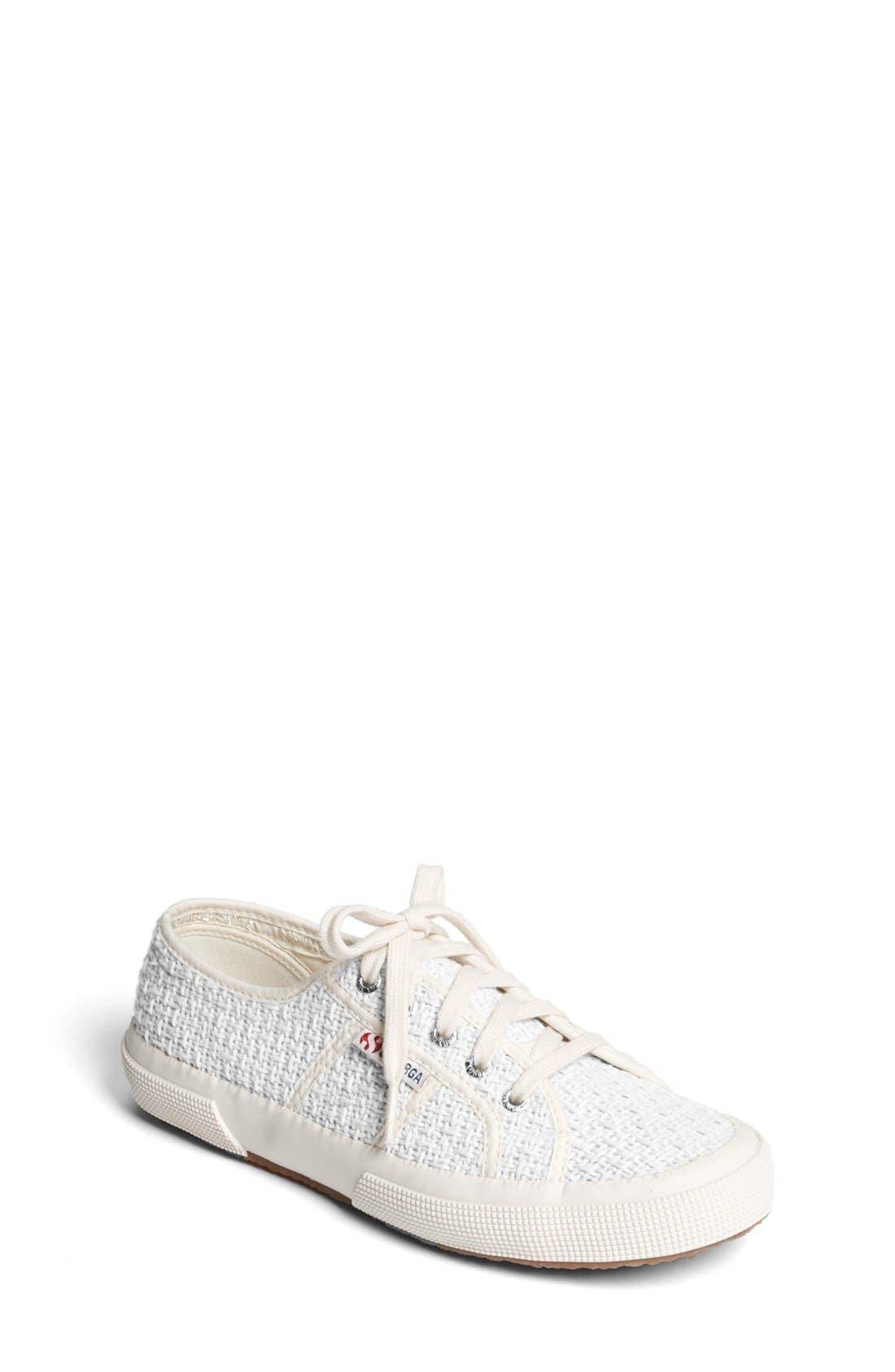 Alternate Image 1 Selected - Superga 'Crochet' Sneaker
