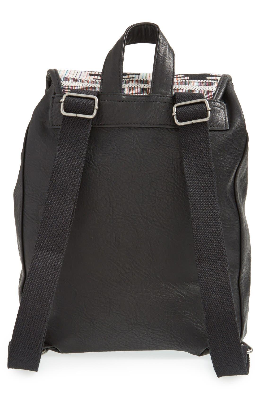 Alternate Image 5  - Dolce Girl Fringe Backpack