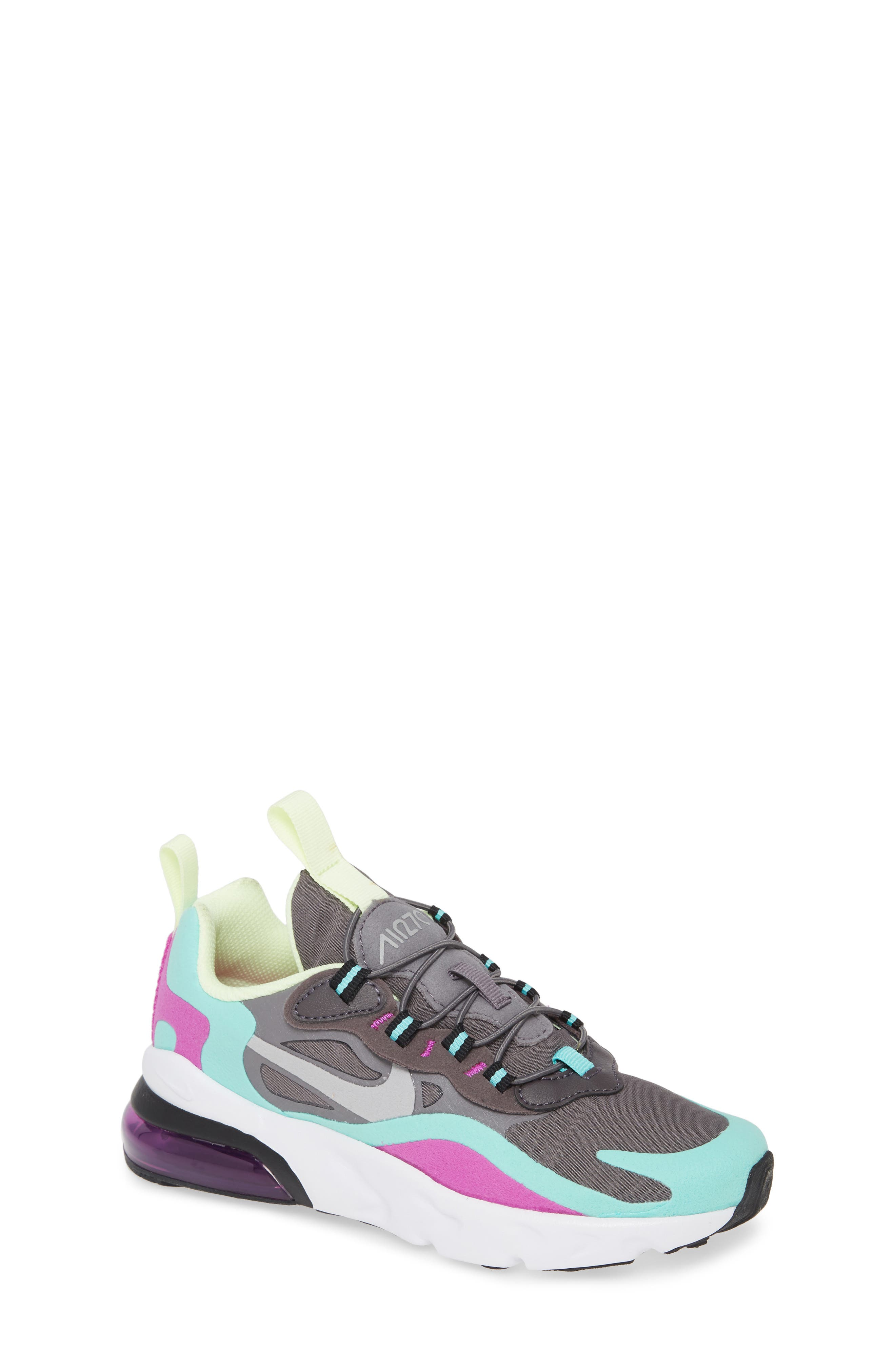 Kids Nike Air Max 270 Beige Candy Multi Color