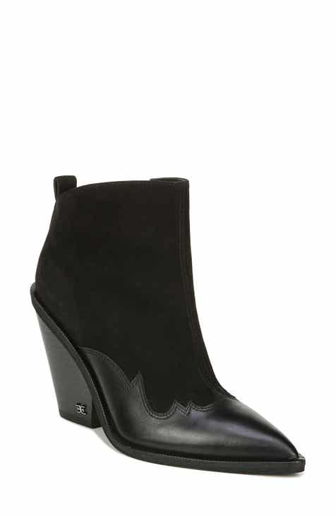 Sam Edelman Ilah Pointy Toe Bootie (Women)