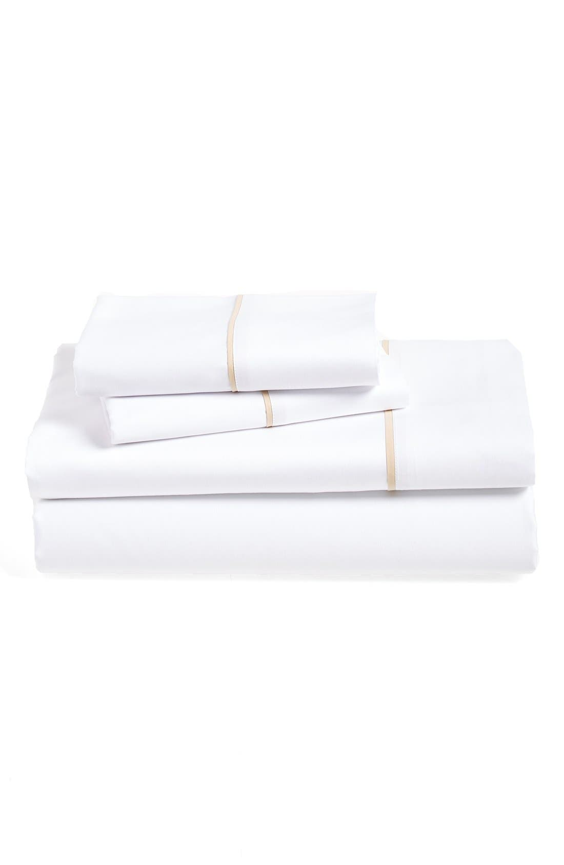 Alternate Image 1 Selected - Westin At Home 'Ultra Luxe' 600 Thread Count Flat Sheet