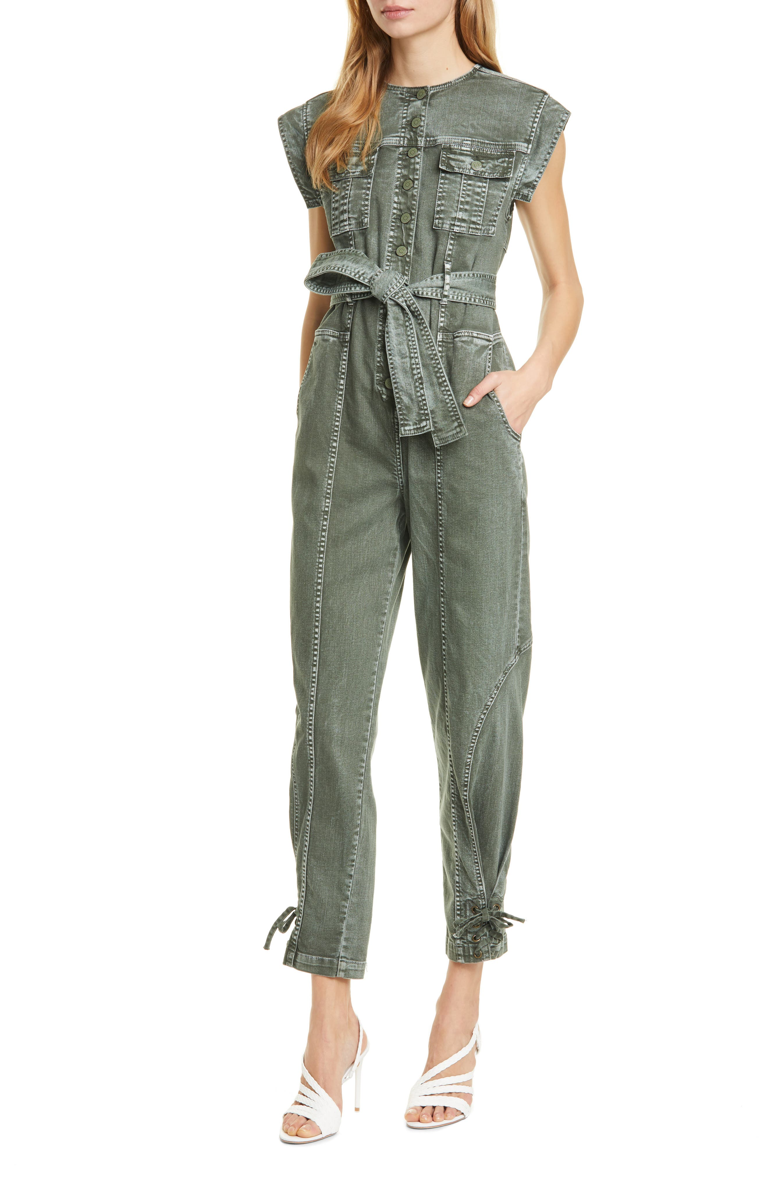 Hailys Donna Jumpsuit Overall Onepiece Playsuit Chic Business COLOR MIX NUOVO