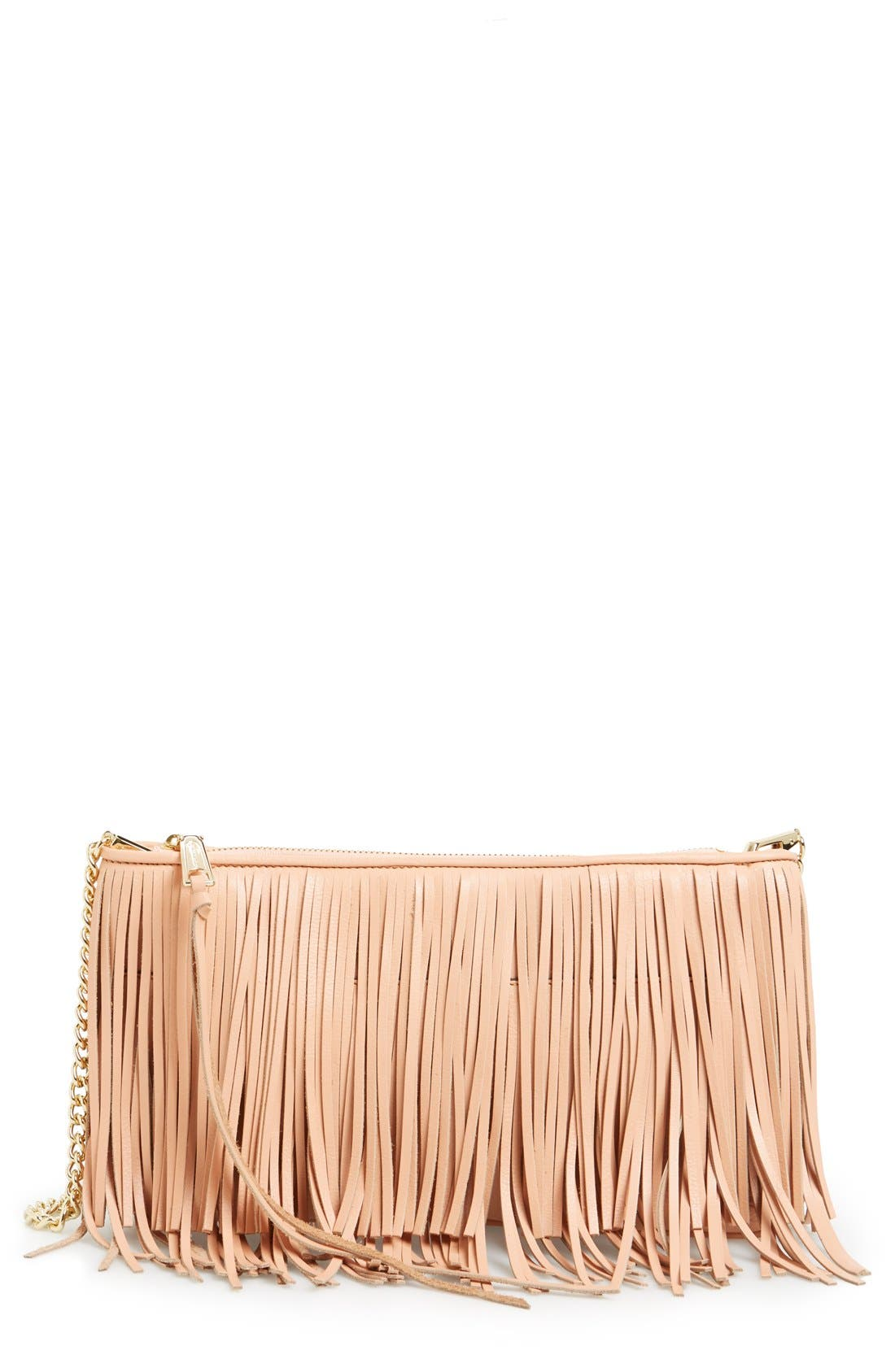 Alternate Image 1 Selected - Rebecca Minkoff 'Large Finn' Clutch
