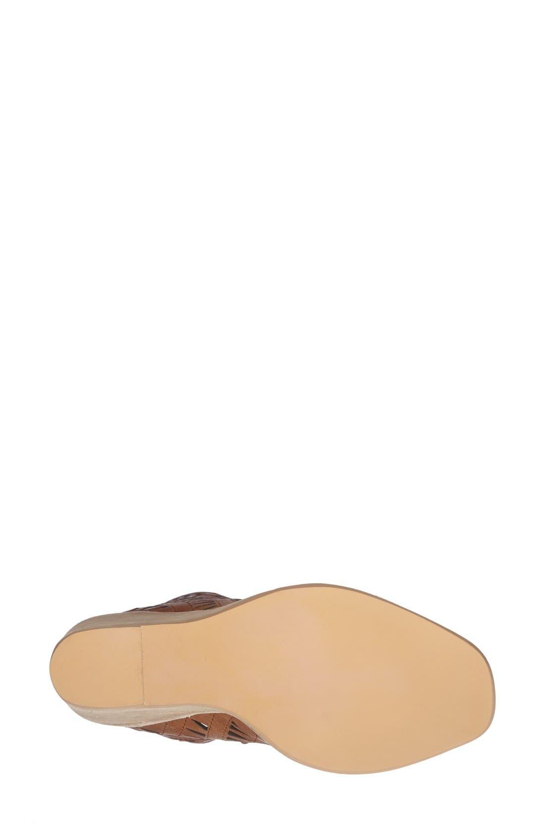 Alternate Image 4  - Jeffrey Campbell 'Rodillo-Hi' Wedge Sandal (Women)