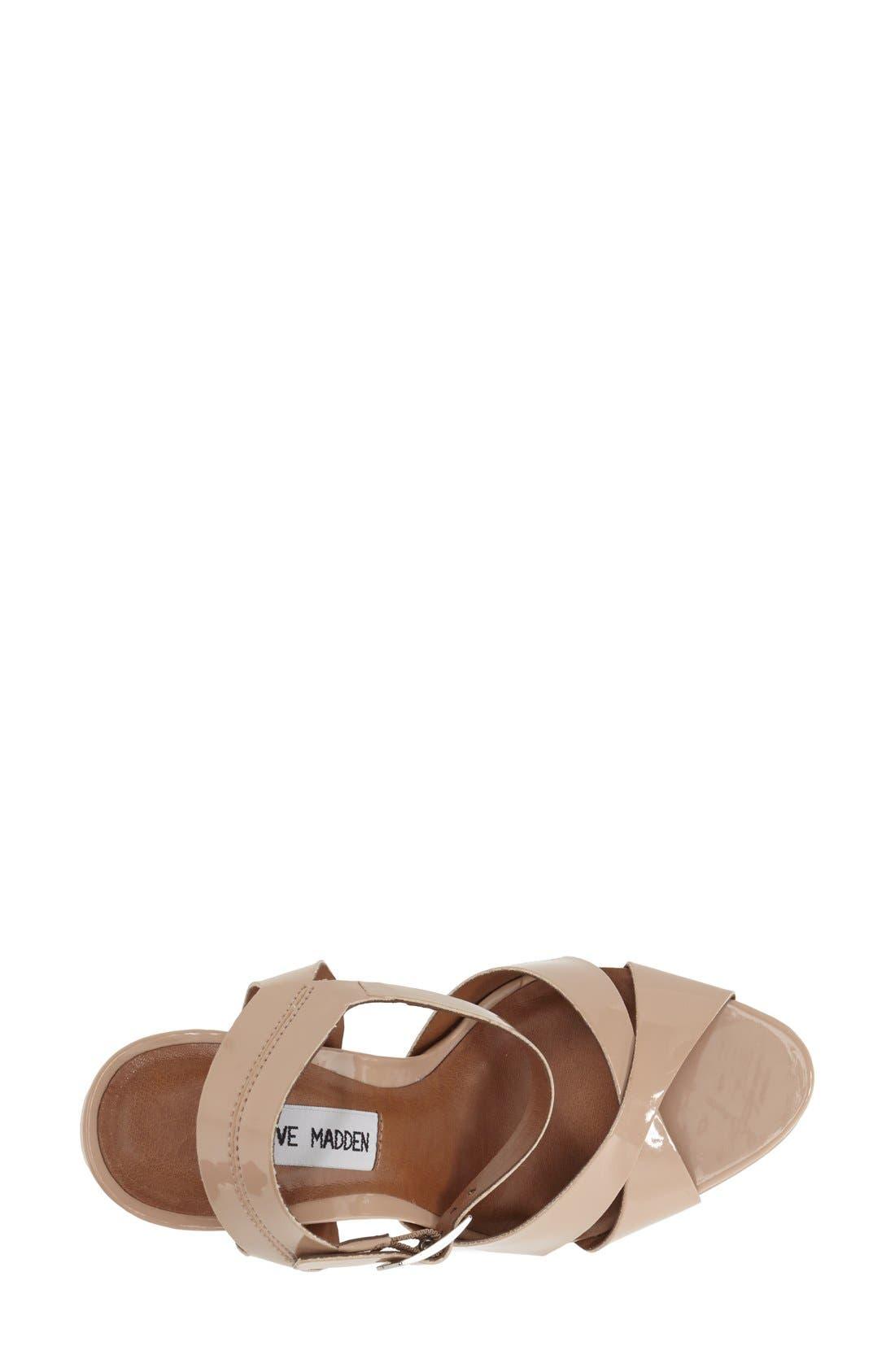 Alternate Image 3  - Steve Madden 'Sylva' Platform Sandal (Women)