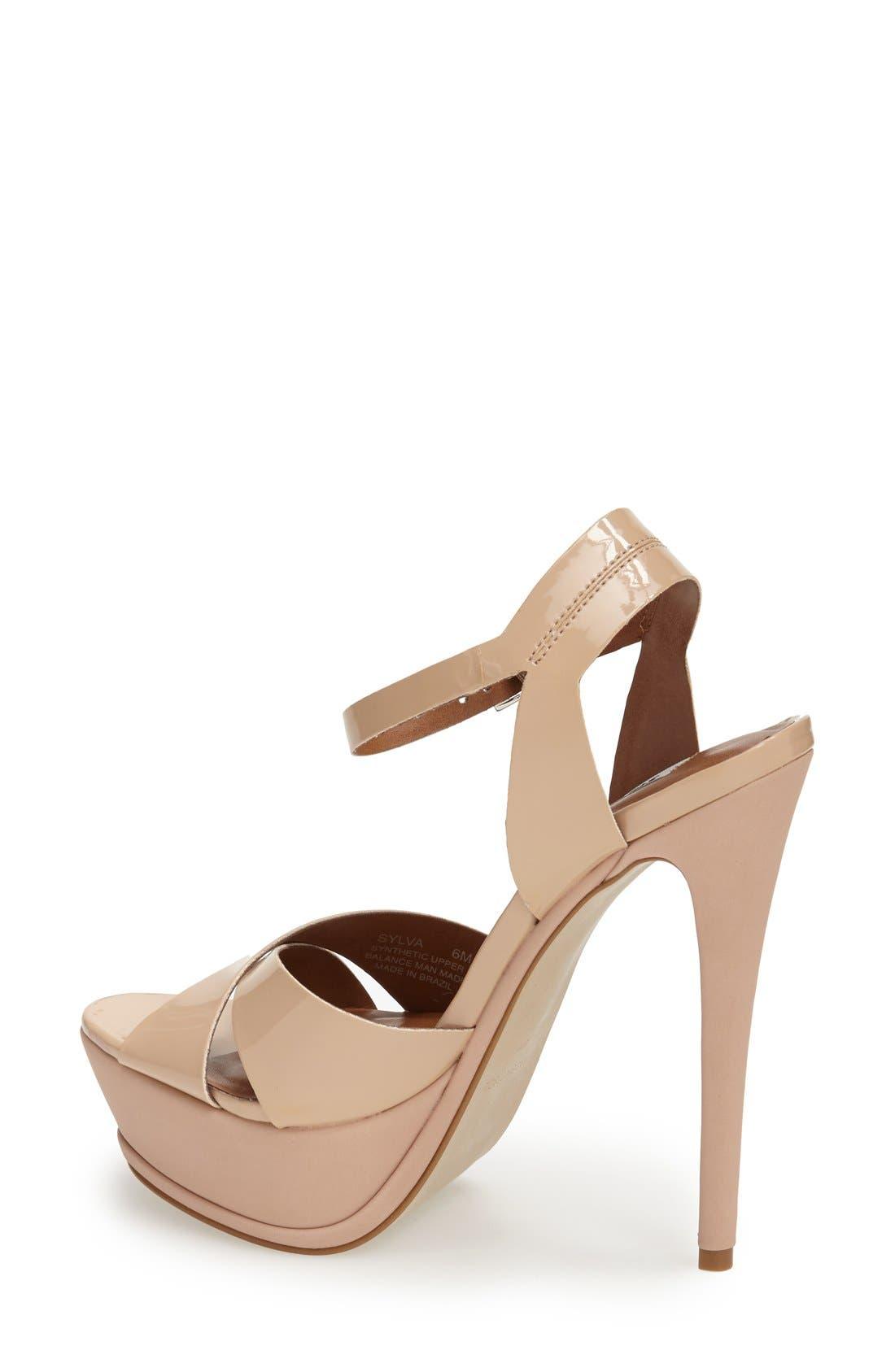 Alternate Image 4  - Steve Madden 'Sylva' Platform Sandal (Women)