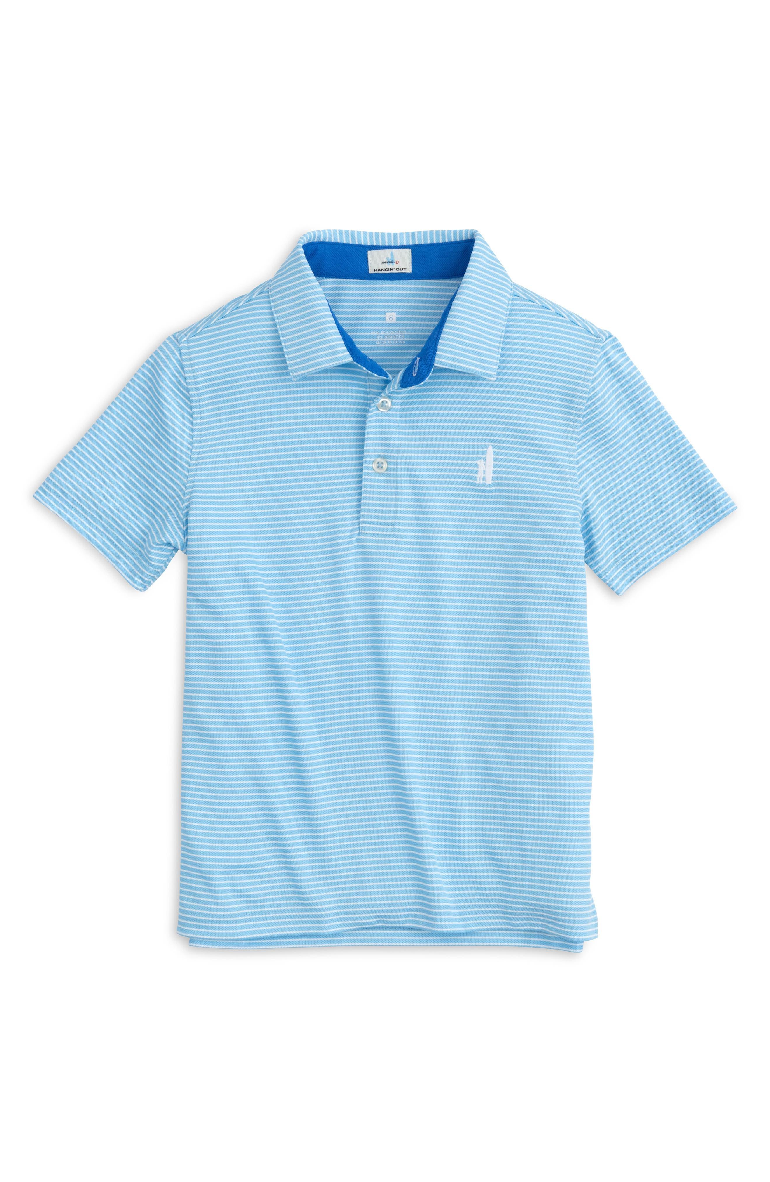 5 johnnie-O Boys Polo Shirt