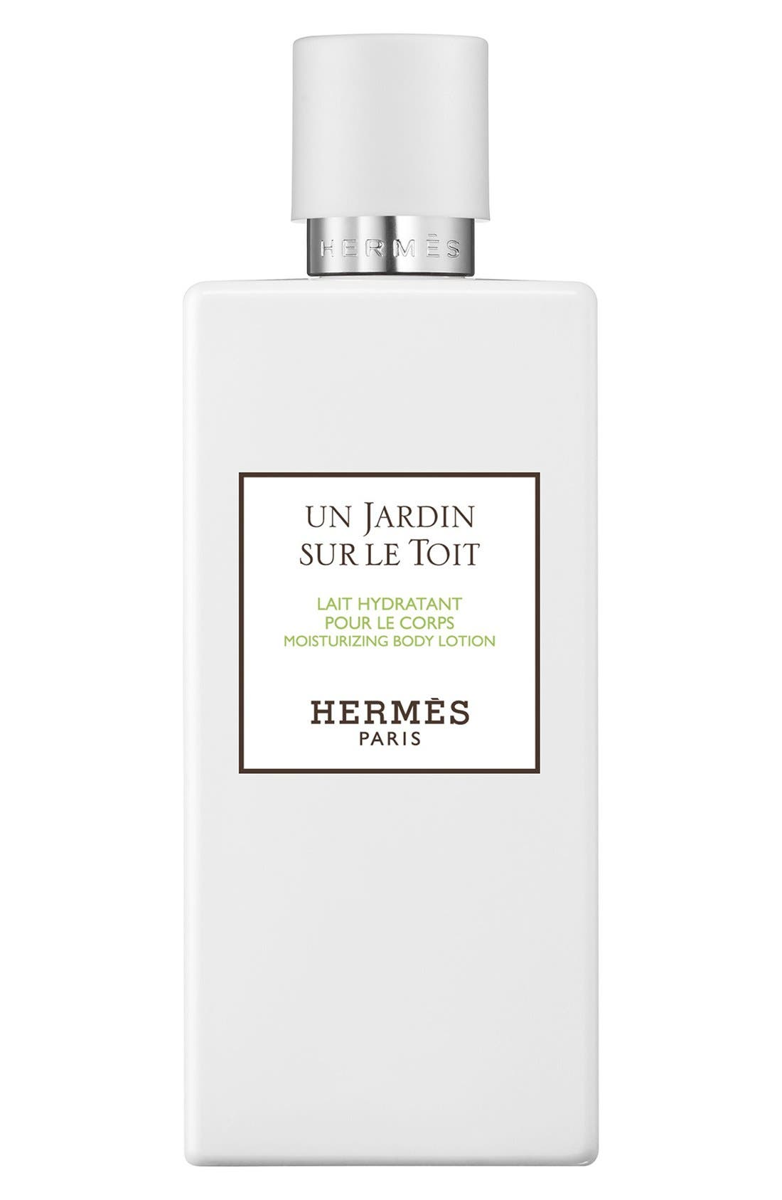 Hermès Le Jardin sur le Toit - Moisturizing body lotion