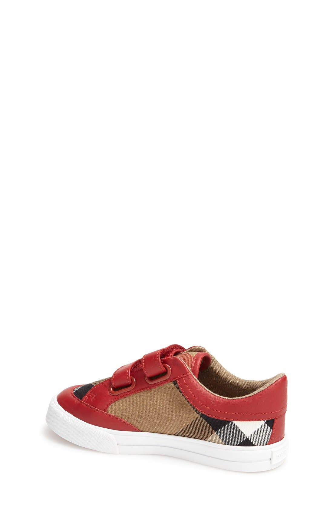 Mini Heacham Sneaker,                             Alternate thumbnail 2, color,                             Parade Red