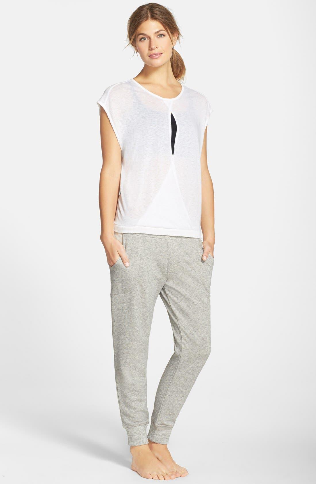 Alternate Image 3  - Alternative Tapered Sweatpants