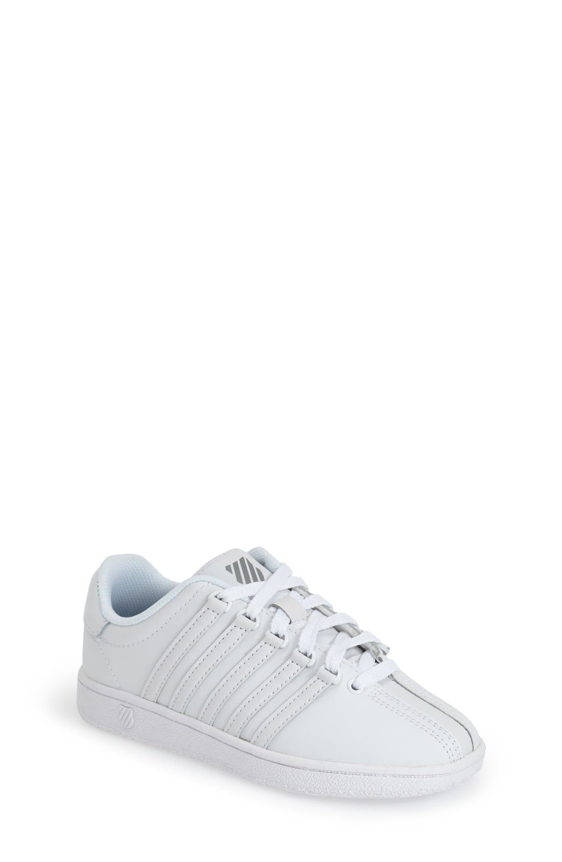 K-Swiss 'Classic' Sneaker (Toddler, Little Kid & Big Kid)