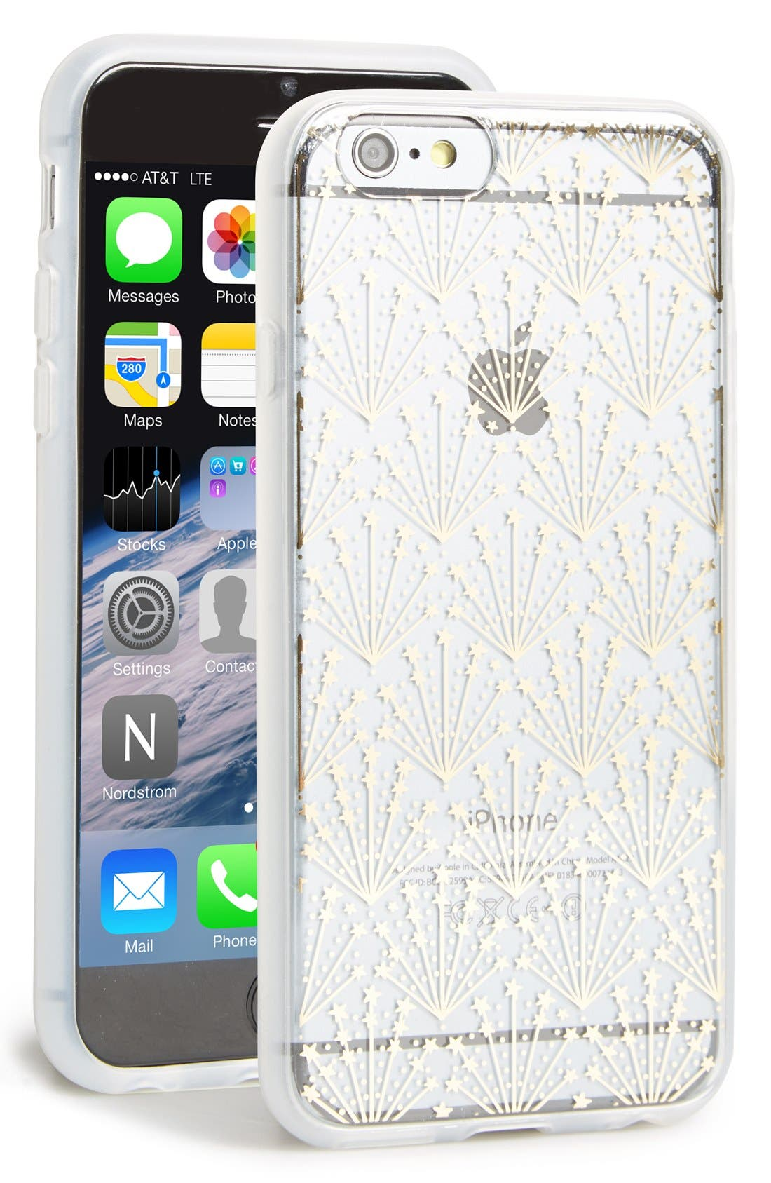 Alternate Image 1 Selected - Sonix 'Number the Stars' iPhone 6 & 6s Case