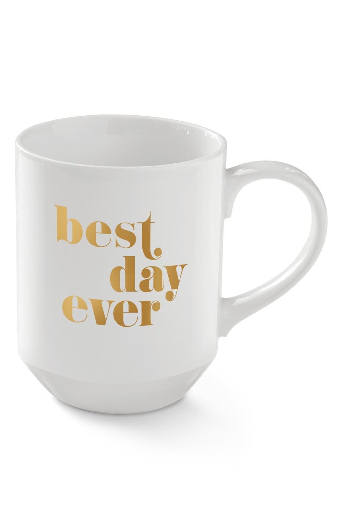 Alternate Image 1 Selected - Fringe Studio 'Best Day Ever' Mug