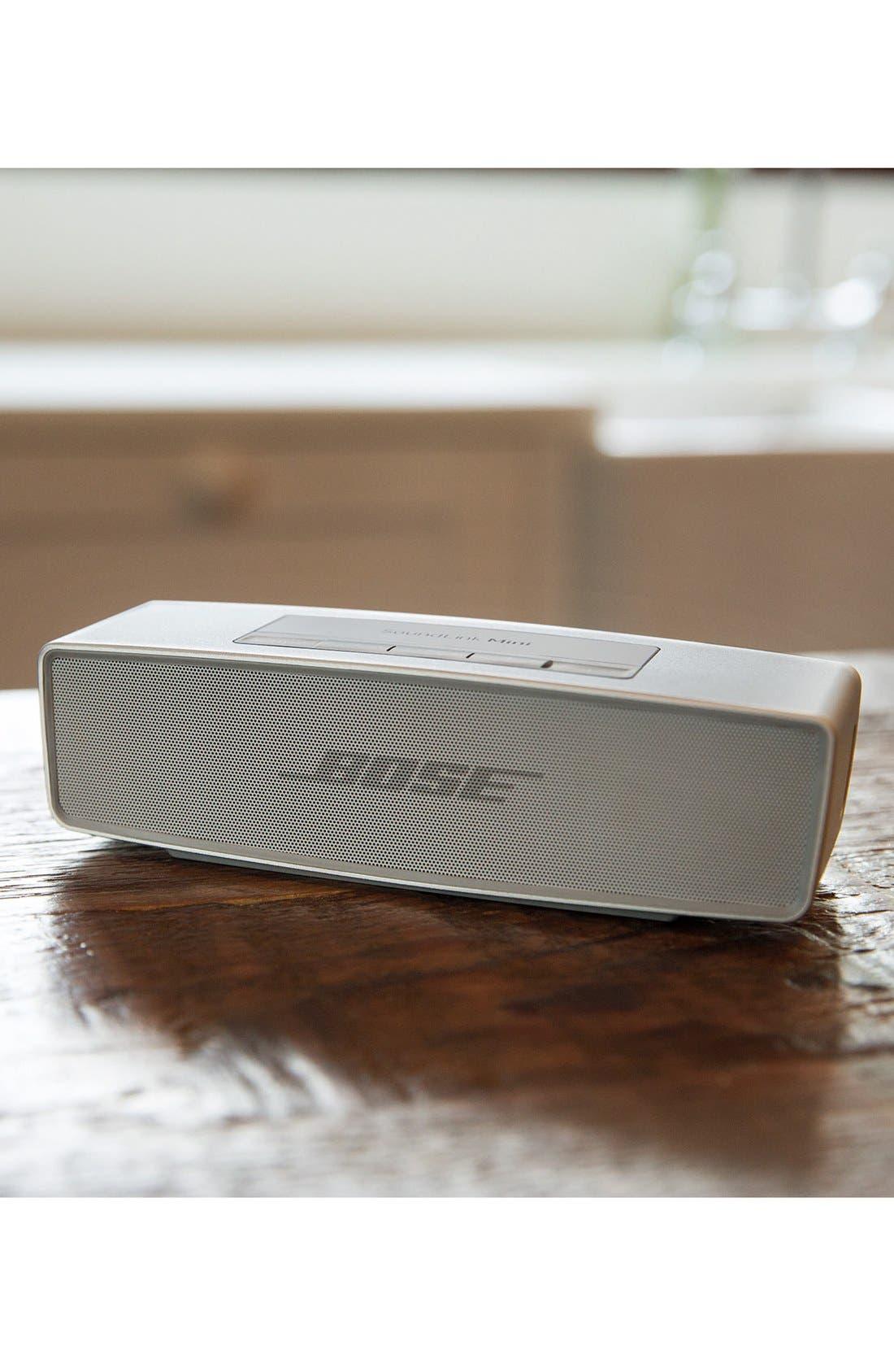 SoundLink<sup>®</sup> Mini II Bluetooth<sup>®</sup> Speaker,                             Alternate thumbnail 8, color,                             Pearl