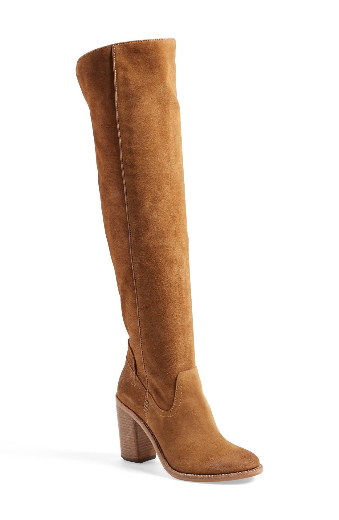 Alternate Image 1 Selected - Dolce Vita 'Ohanna' Over the Knee Boot (Women) (Nordstrom Exclusive)