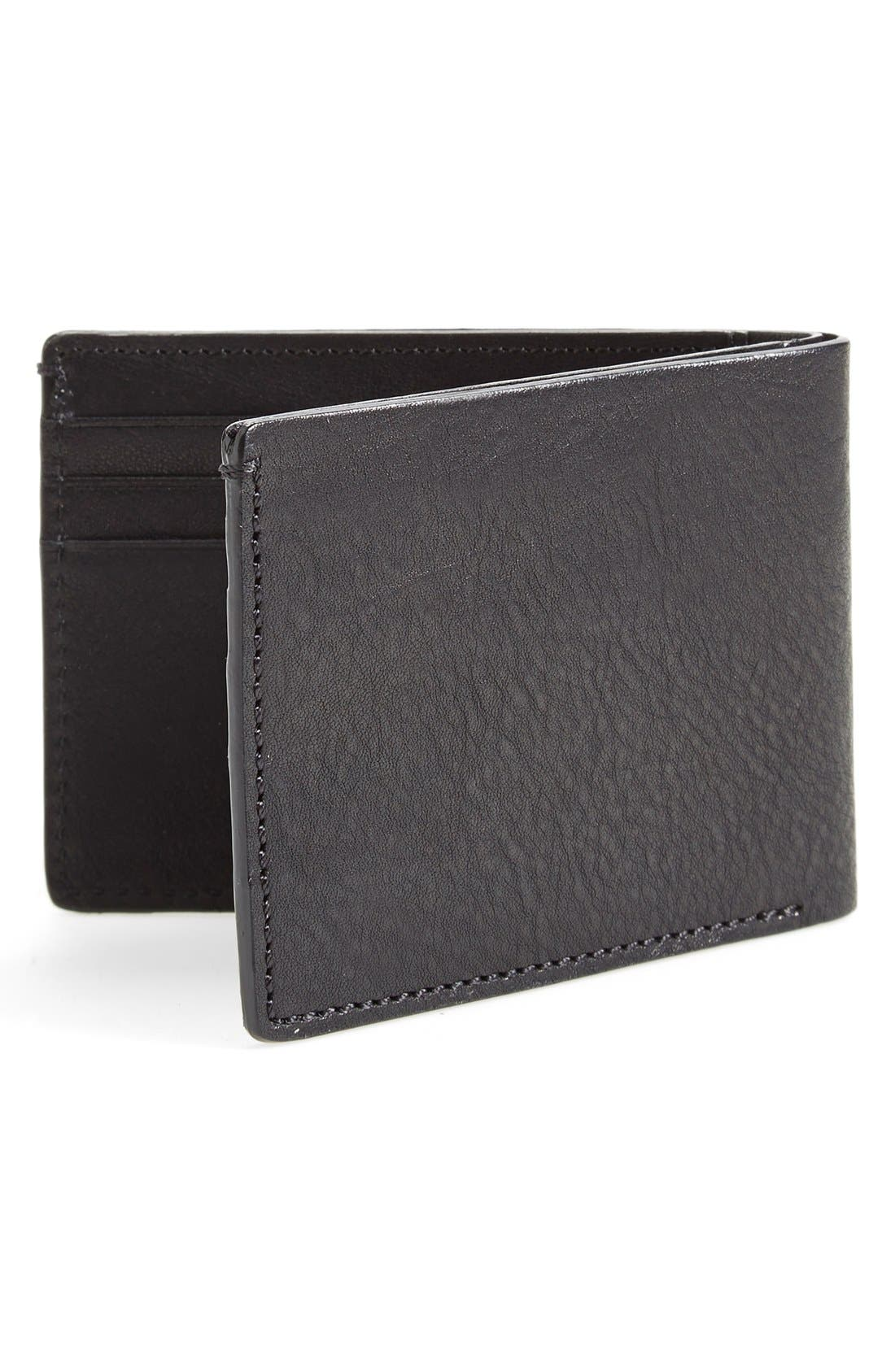 Alternate Image 3  - Bosca Leather Wallet