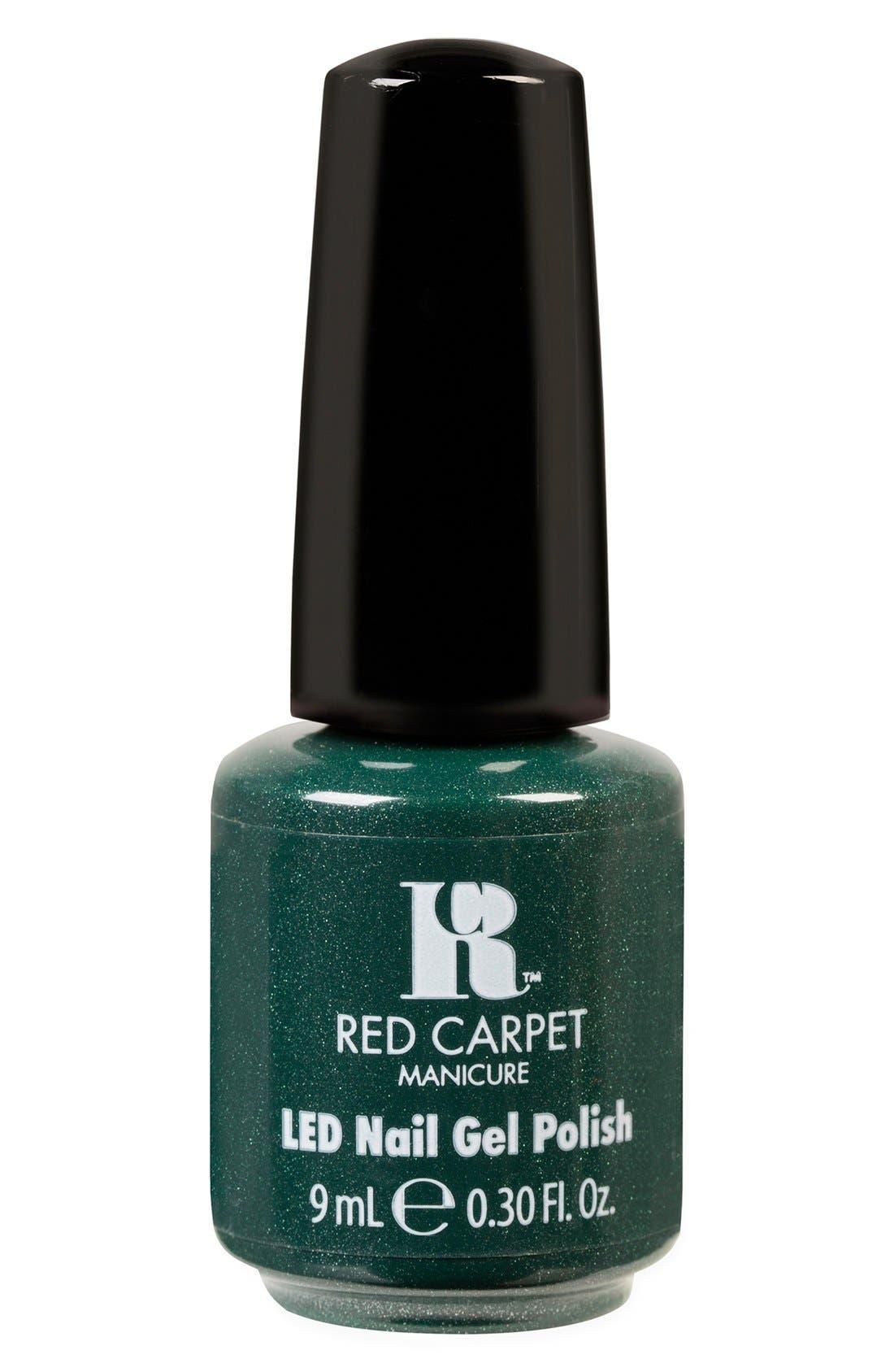 Red Carpet Manicure LED Nail Gel Polish