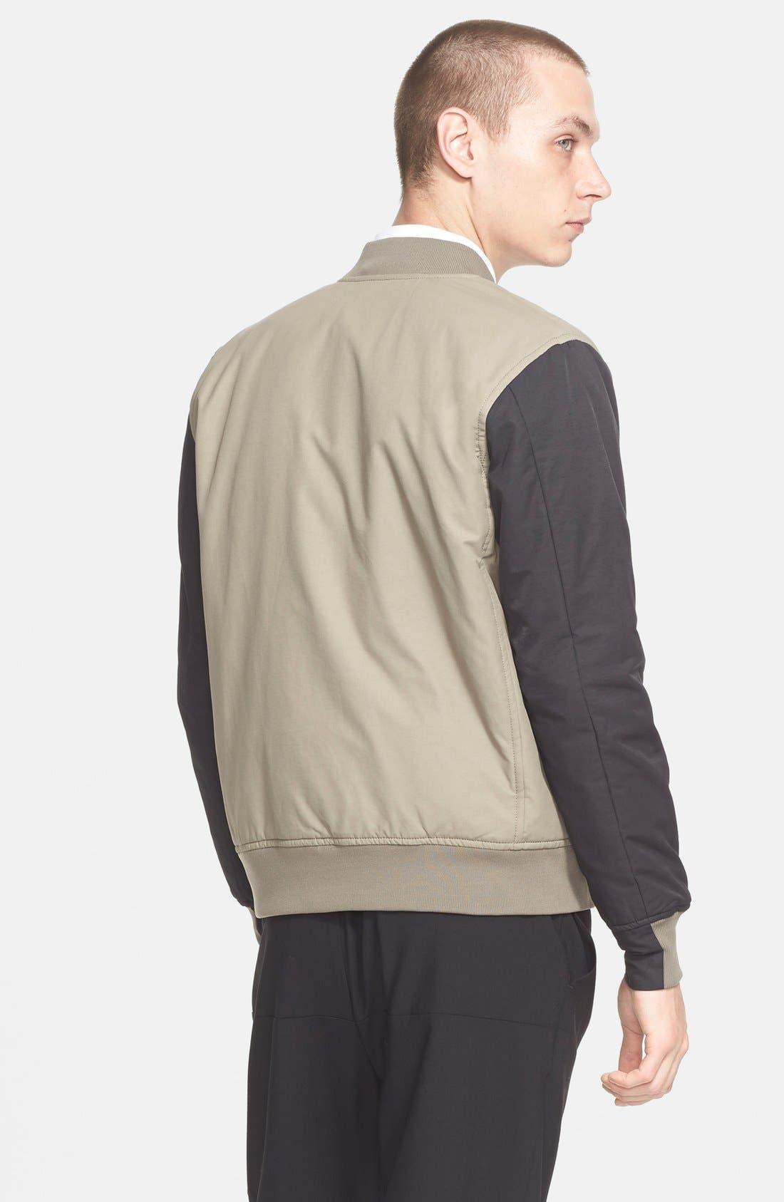 Alternate Image 2  - Wood Wood 'Billie' Varsity Jacket