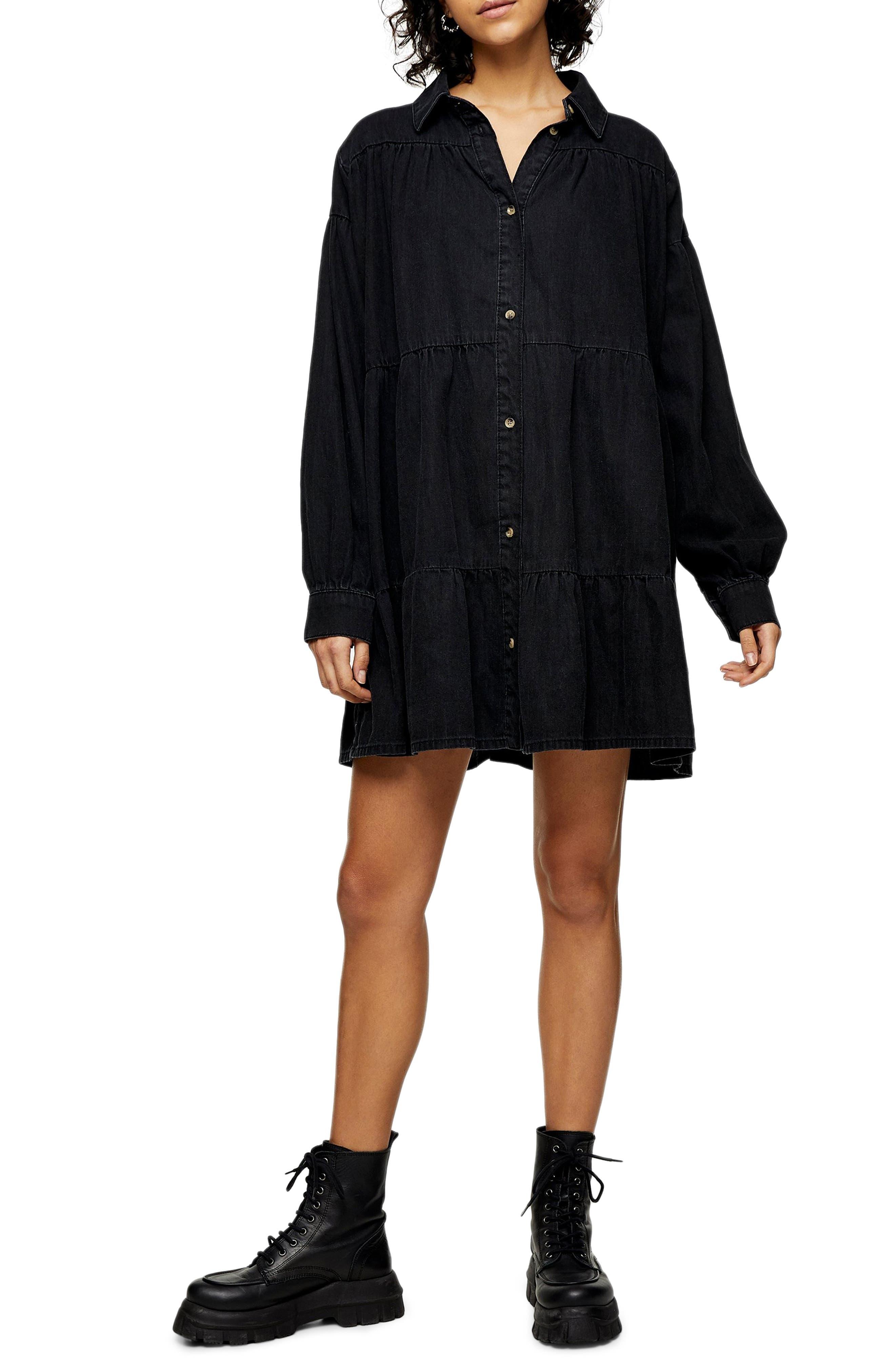 Women's Denim Dresses | Nordstrom