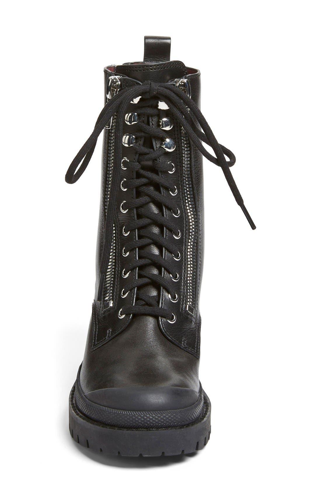 Alternate Image 3  - MARC BY MARC JACOBS 'Zip It' Multi Zip Boot (Women)