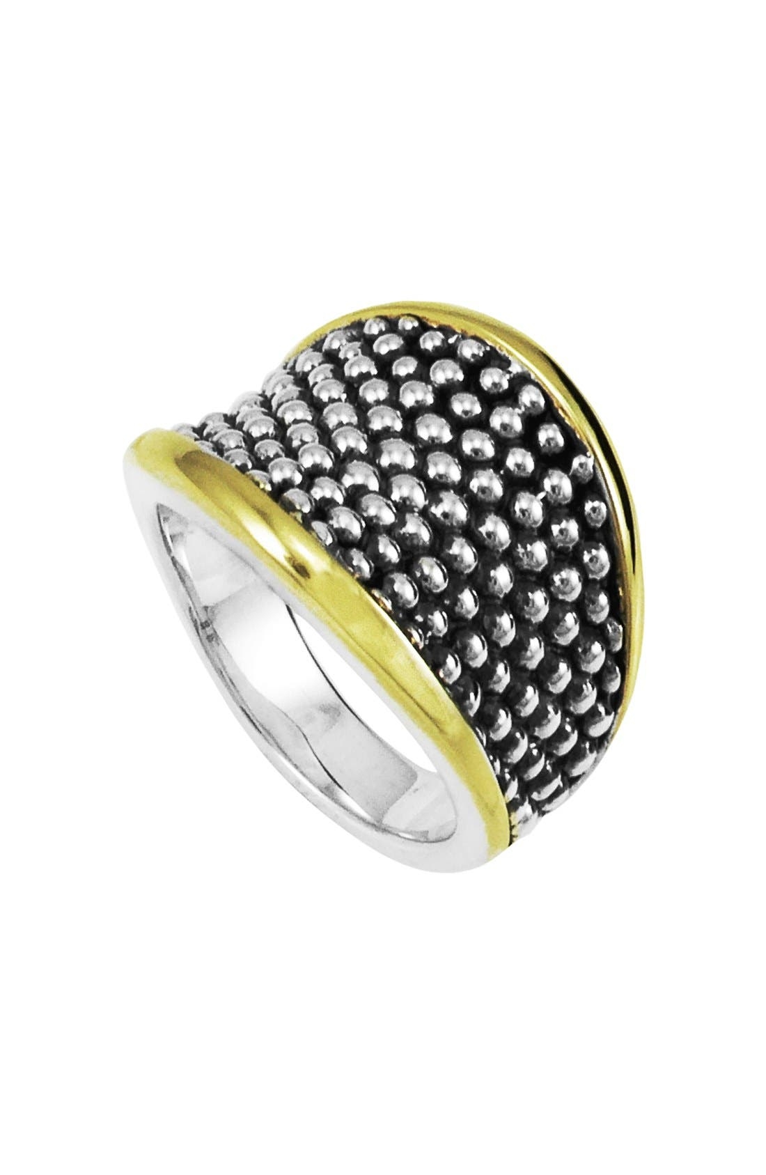 Alternate Image 1 Selected - LAGOS Caviar Ring