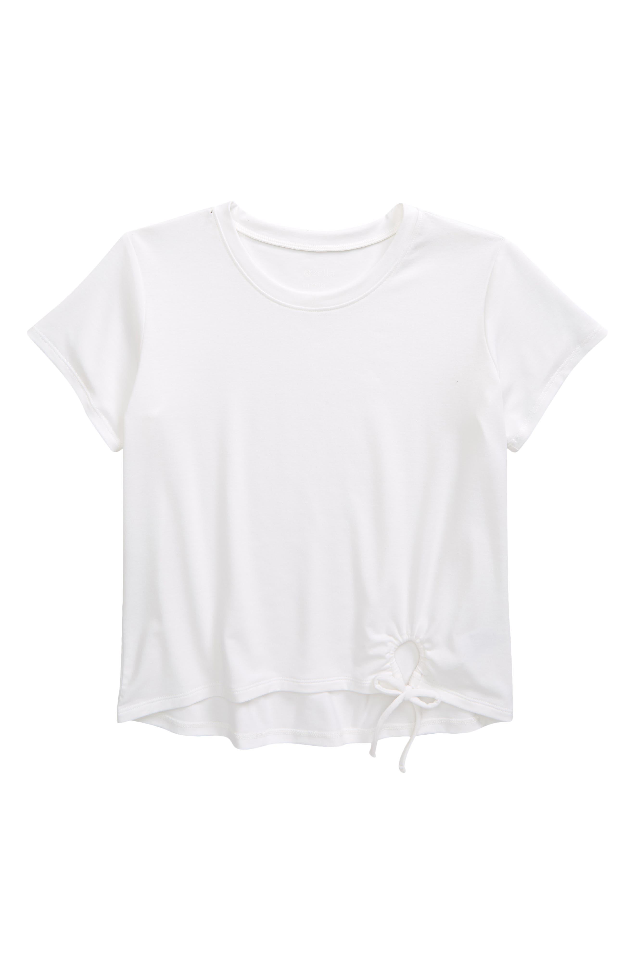 LA Gear Ladies Womens T Shirt Gym V Neck Running Sports Top 8 10 12 14 16 18 20