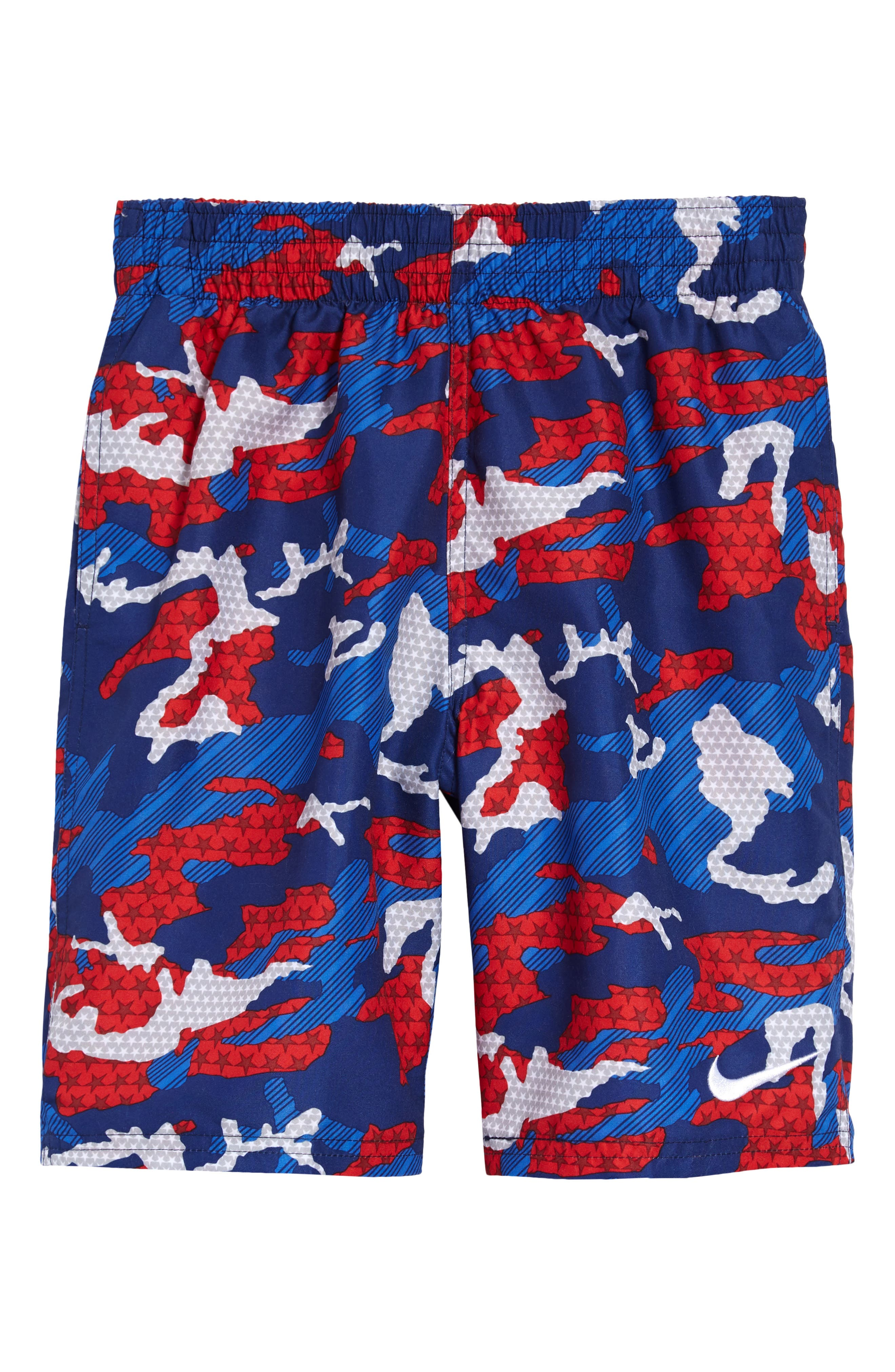 Warner Bros Boys Flash Swim Shorts
